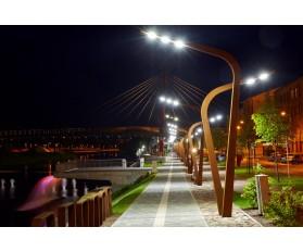 Mallatite Lighting column & Lamp post