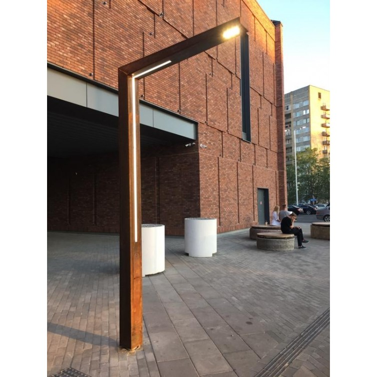 Mallatite Lighting column & Lamp post