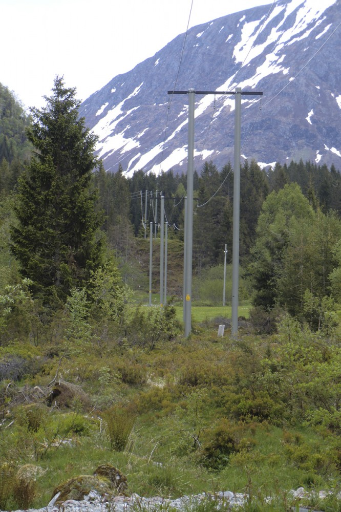 Jerol Composite Poles the best alternative to timber utility